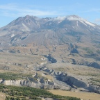 Volcanic Geology in North Western USA